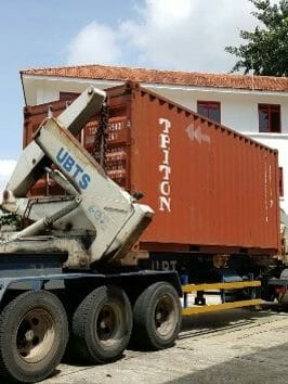 Sideloader Container Services