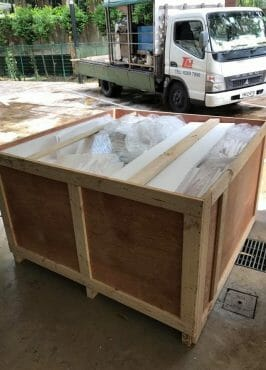 Crating Services